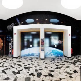 <span>Wandgestaltung Foyer </span>